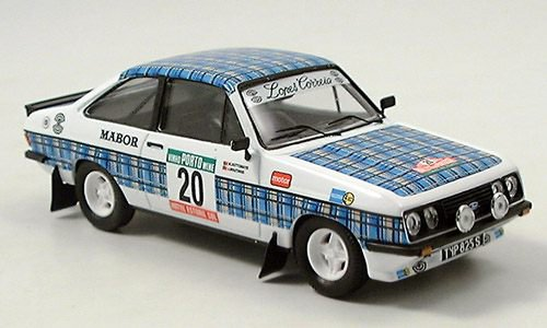 Ford Escort II RS2000 1:43, Trofeu