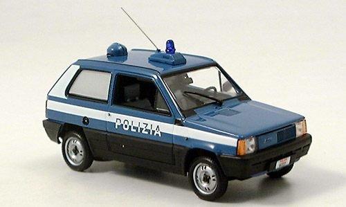 Fiat Panda 1:43, Minichamps