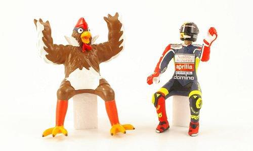 Figuren Valentino Rossi 1:12, Minichamps