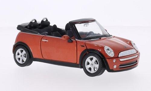Mini Cooper Cabriolet 1:24, Maisto