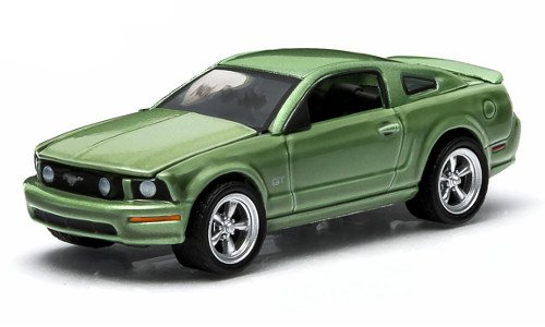 Ford Mustang GT 1:64, Greenlight