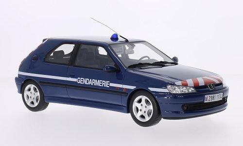 Peugeot 306 S16 1:18, Ottomobile
