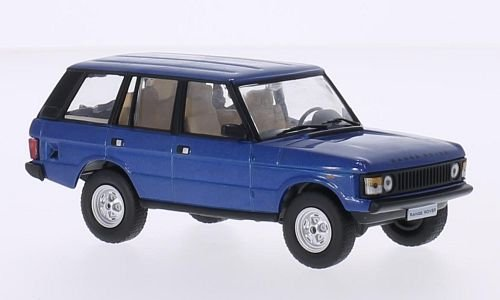 Land Rover Range Rover 1:43, WhiteBox