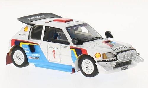 Peugeot 205 T16 Evo2 1:43, Spark