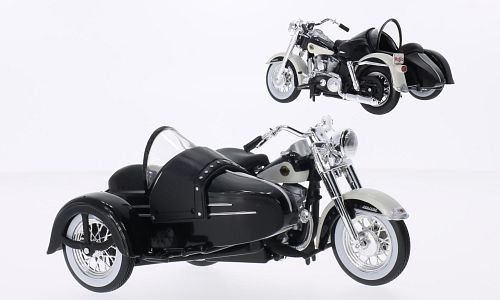 Harley Davidson FLH Duo Glide 1:18