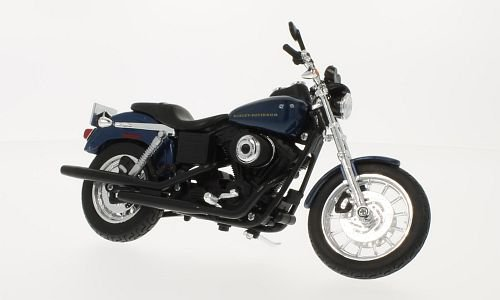 Harley Davidson Dyna Super Glide Sport 1:12, Maisto