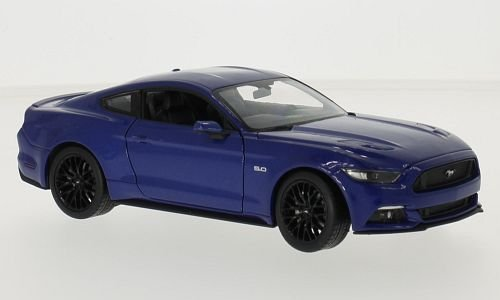 Ford Mustang GT 1:24, Welly