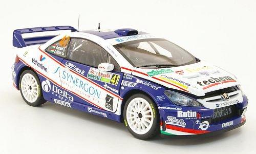 Peugeot 307 WRC 1:18, Sun Star