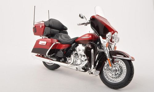Harley Davidson FLHTK Electra Glide Ultra Limited 1:12, Maisto