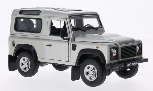Land Rover Defender 1:24, Welly