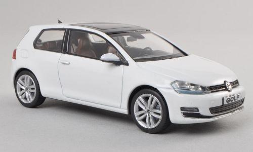 VW Golf VII 1:43, Herpa