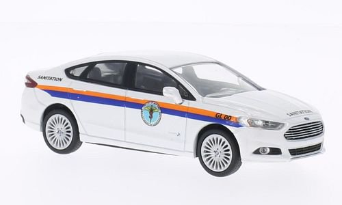 Ford Fusion 1:43, Greenlight