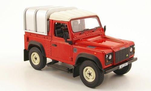 Land Rover Defender 90 1:32, Britains