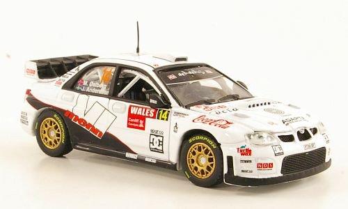 Subaru Impreza WRC07 1:43, Vitesse