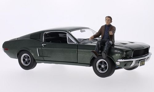 Ford Mustang GT 1:18, Greenlight