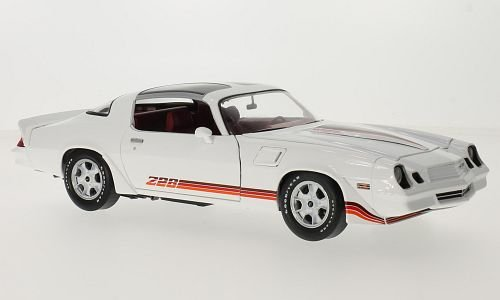 Chevrolet Camaro Z28 1:18, Greenlight