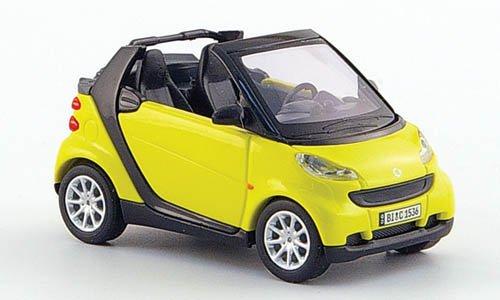 Smart Fortwo Cabrio 1:87, Busch