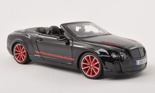 Bentley Continental Supersports Convertible ISR 1:18