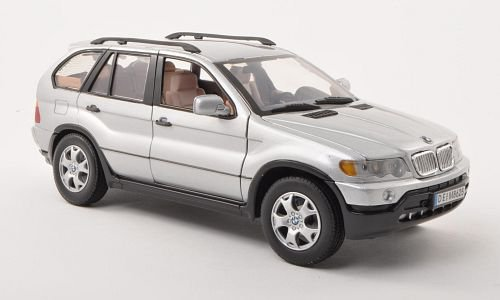 BMW X5 1:18, Motormax