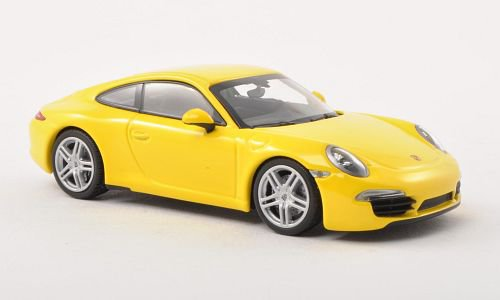 Porsche 911 (991) Carrera 1:43, Minichamps