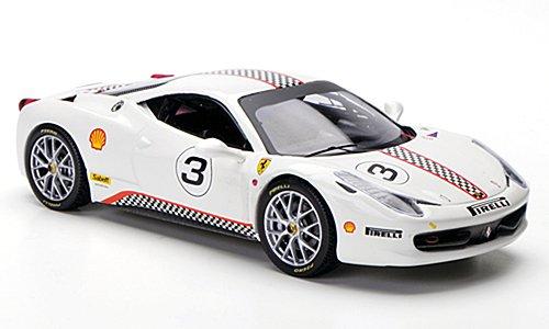 Ferrari 458 Challenge 1:43, Mattel Elite
