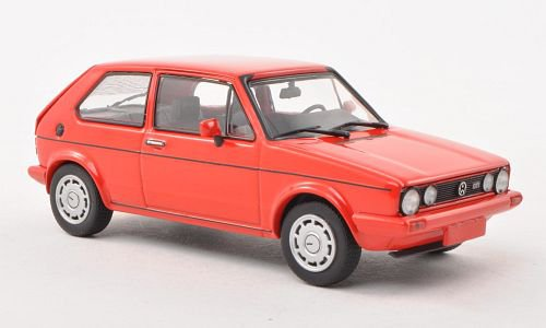 VW Golf I GTI Pirelli 1:43, Minichamps