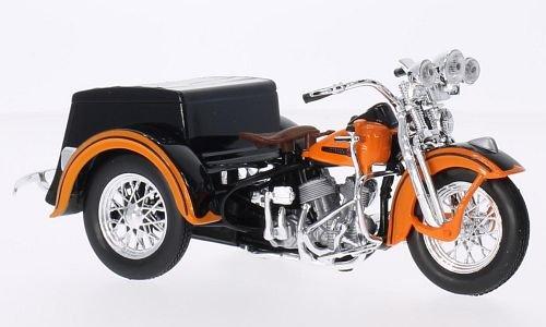 Harley Davidson Servi-Car 1:18