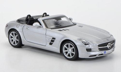Mercedes SLS AMG Roadster 1:24, Maisto