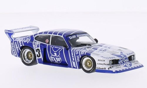 Ford Capri Turbo Gr.5 1:43, Minichamps