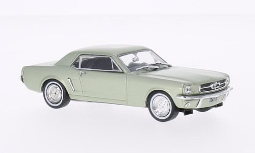 Ford Mustang 1:43, WhiteBox
