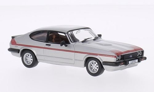 Ford Capri MkIII GT4 1:43, WhiteBox