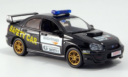 Subaru Impreza 1:43, J-Collection