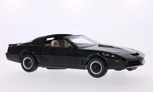 Pontiac Trans Am 1:18, Mattel
