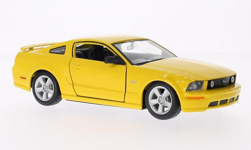 Ford Mustang GT Coupe 1:24, Maisto