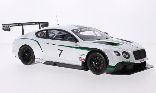 Bentley Continental GT3 1:18, TrueScale Miniatures