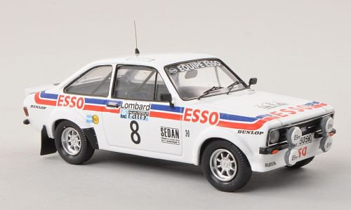 Ford Escort II RS 1:43, Trofeu