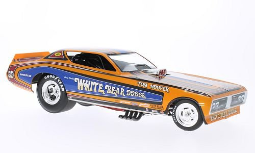 Dodge Charger Funny Car 1:18, Ertl American Muscle