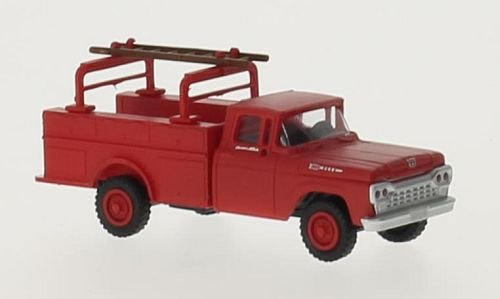 Ford F-350 Utility Truck 1:87, Classic Metal Works