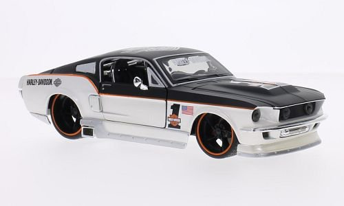 Ford Mustang GT Tuning 1:24, Maisto