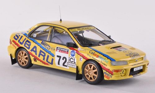 Subaru Impreza 1:43, Trofeu