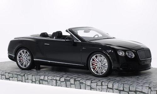 Bentley Continental GT Speed Convertible 1:18, Minichamps