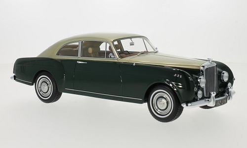 Bentley S1 Continental Mulliner Sports Saloon 1:18, BoS-Models