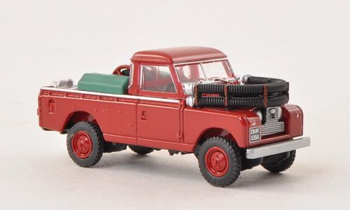 Land Rover Series II 1:76, Oxford