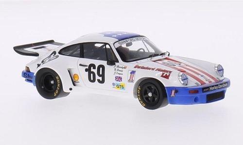 Porsche 911 Carrera RSR 1:43, Spark