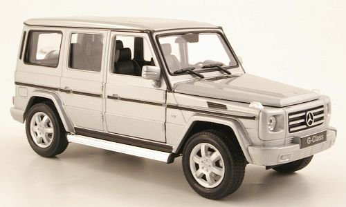 Mercedes G-Klasse 1:24, Welly