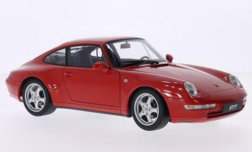 Porsche 911 (993) Carrera 1:18, AUTOart