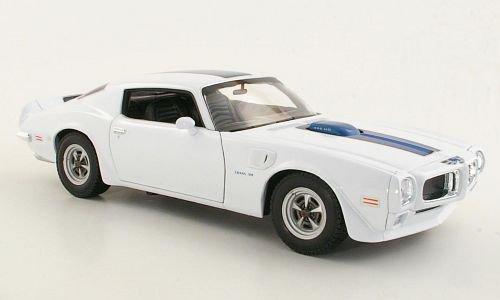 Pontiac Firebird Trans Am 1:18, Welly