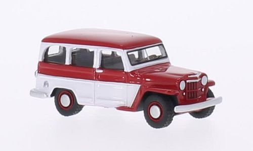 Jeep Willys Station Wagon 1:87, BoS-Models