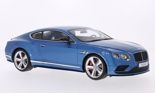 Bentley Continental GT V8S Coupe 1:18, GT Spirit