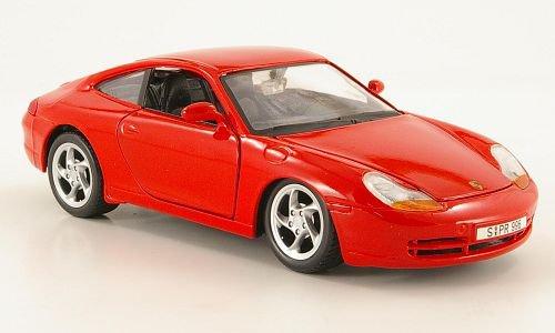 Porsche 911 Carrera 1:24, Maisto